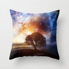 Wish You Were Here (Chapter III) Throw Pillow
