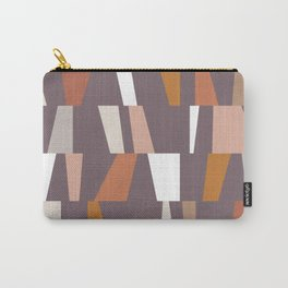 Neutral Geometric 04 Carry-All Pouch