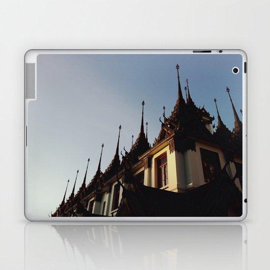 Slate Temple Laptop & iPad Skin