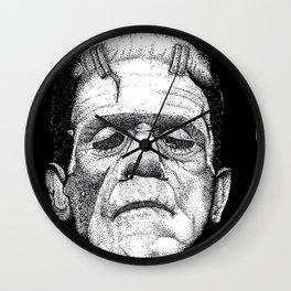 Frankensteins Monster Wall Clock