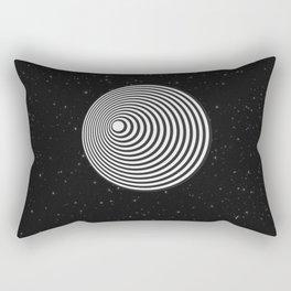 Twilight Zone Tunnel Rectangular Pillow