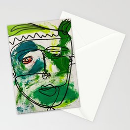 red eye Stationery Cards