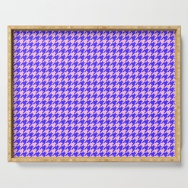 New Houndstooth 02191 Serving Tray