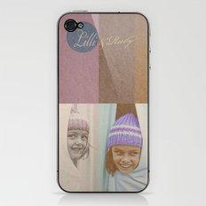 Florald iPhone & iPod Skin