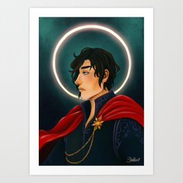 The Prince of Adarlan Art Print