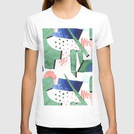 Bubblegum garden T-shirt