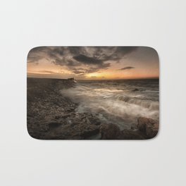 Good morning Porthcawl Bath Mat