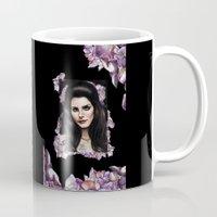 ultraviolence Mugs featuring Ultraviolence by Denda Reloaded