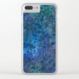 Dreaming Of The Sea Clear iPhone Case