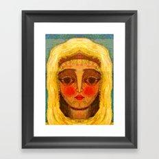 GOLDEN FLEECE Framed Art Print