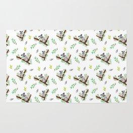 Koala Pattern #3 Rug