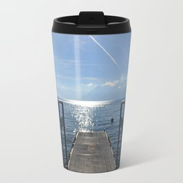 Dock to Heaven Travel Mug
