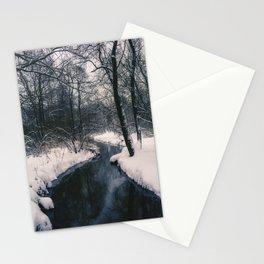 Almost frozen Stationery Cards