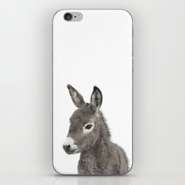 Baby Donkey iPhone Skin