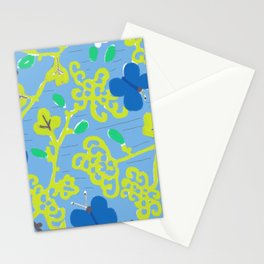 Chinese Mums Stationery Cards