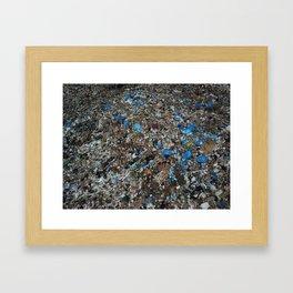 Garbage Dump Framed Art Print