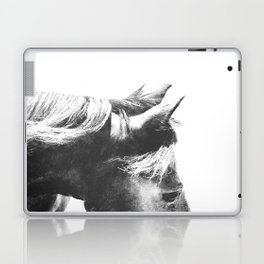 Horse Head III Laptop & iPad Skin