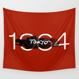 Tokyo Wall Tapestry