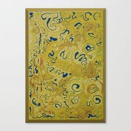 Wa Tsi Uzi Canvas Print