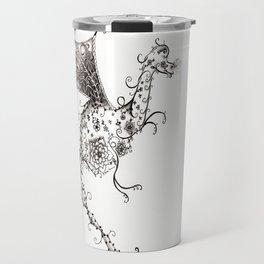 Garden Dragon Travel Mug