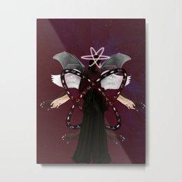 Eldritch Angel Metal Print