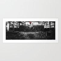 AfterTaste - MMXV Print Art Print