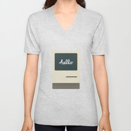 Apple 11 Unisex V-Neck