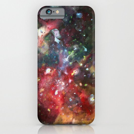 this is where we live iPhone & iPod Case