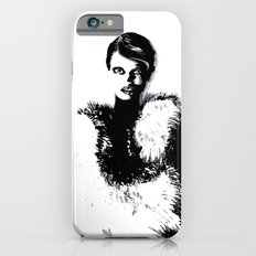 Glamor woman iPhone 6s Slim Case