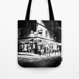 Café le Nazir (Montmartre; Paris) Tote Bag