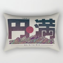 Harmonious Rectangular Pillow
