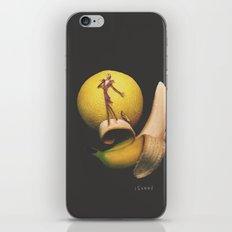 Jack Bananaton iPhone & iPod Skin
