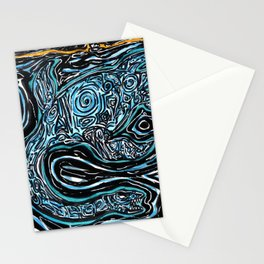 Underwater Secrets Stationery Cards