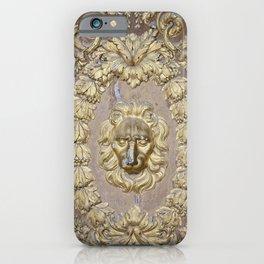 Faded Grandeur iPhone Case