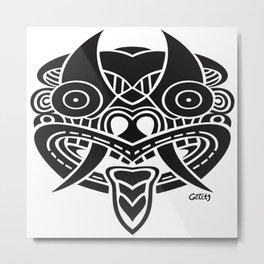 Batty 1 Metal Print