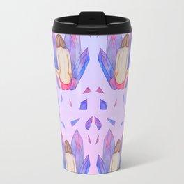 cristal girl Travel Mug