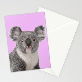 Pretty Cute Koala Stationery Cards