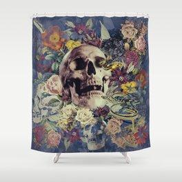 The Final Curtain Shower Curtain