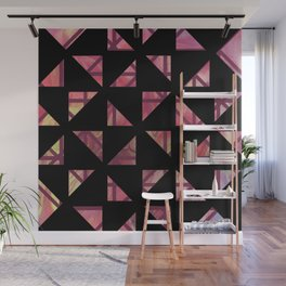 Geometric Shapes: Triangles 03 Wall Mural