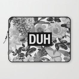 DUH B&W Laptop Sleeve