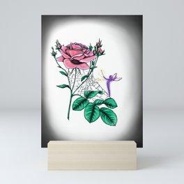 Dew Fairy Mini Art Print