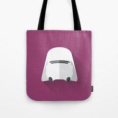 Snowtrooper Flat Design  Tote Bag