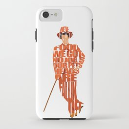 Lloyd Christmas iPhone Case