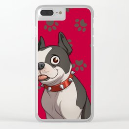 Dream Daddy: Betsy Clear iPhone Case