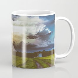 BURST AND BLOOM Coffee Mug