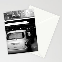 London Savoy hotel Stationery Cards