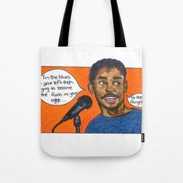 love jones Tote Bag