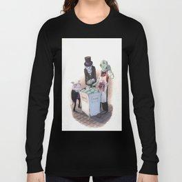 Gourmets Long Sleeve T-shirt