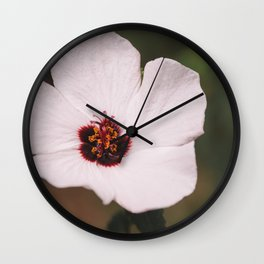 Floral 23 #flower Wall Clock