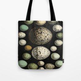 Naturalist Eggs Tote Bag